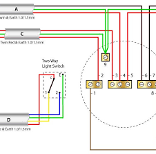 double gang light switch wiring diagram schematics and wiring Two Switch Wiring Diagram wiring diagram switch for fan 2 gang way light switch double two two pole switch wiring diagram