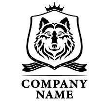 Logo Wolf Stock Photos And Images 123rf