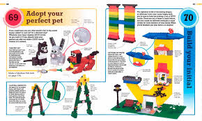 Chart Of Lego Pieces 365 Things To Do With Lego Bricks Lego Fun Every Day Of The