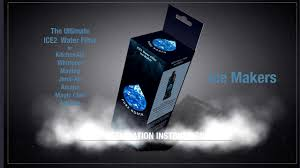 ice2 f2wc9i1 water filter installation instructions for whirlpool kitchenaid ice maker