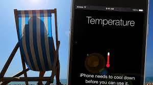 Nguyên nhân tại sao iPhone bị nóng và cách khắc phục 2019