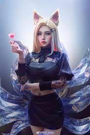 Cosplayer Azey brings all four members of K/DA to life - Inven Global