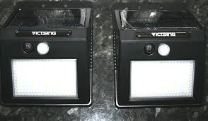 bright solar led security lights