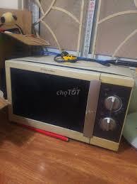 Lò vi sóng cũ dùng tốt,nhà thừa nên bán (như hình) - 81513939