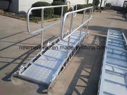 Ship Gangway Design China Marine Outfitting New Design 6m Aluminum Ladder