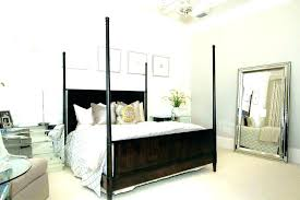 Mirrored Four Poster Bed Mirrored Canopy Bed Beautiful Mirrored ...