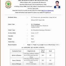 Resume Format Assistant Professor Best Of Sample Teachers Inside