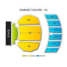 Warner Theatre Pa Tickets
