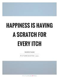 itch quotes