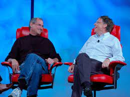 The saga of the strange love-hate relationship between Bill Gates and Steve  Jobs | The Independent