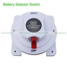 how to install a battery selector switch battery selector switch replaces guest 2111a 4 position for marine industrial