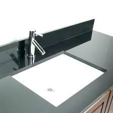 kohler glass sink sink rectangular rectangular sink sink kohler antilia glass sink