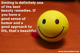 Beautiful Smile Images And Quotes Best of Smiling Is Definitely One Of The Best Beauty StatusMind