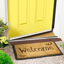 open door welcome mat. Appealing Open Door Welcome Mat And The This Is Not A Trap Doormat Funny W
