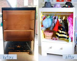 how to repurpose old furniture. Kids Are Notorious For Leaving Their Bedrooms And Play Areas A Mess. So One Genius Mom Decided To Hack An Old, Sad Armoire Into Fun Delightful Costume How Repurpose Old Furniture V