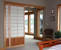 japanese shoji screens for sliding glass doors photo 4