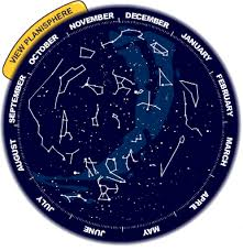 Astronomical Chart Of Stars And Planets Star Charts Universe Today