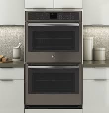 ge profile series 30 built in double electric convection wall oven gray pt7550ehes best