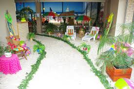 Indoor Beach Themed Party Games