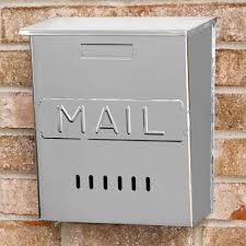 vertical wall mount mailbox. Vertical Wall Mount Mailbox. Beautiful Lovely Stainless Steel Zoom  Mailbox Outdoor In D