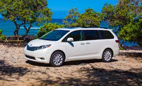 2015 Toyota Sienna First Drive – Review – Car and Driver