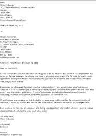 quality assurance tester cover letter qa tester cover letter