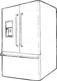 冷蔵庫付きのウォーターディスペンサー Genericのベクターアート素材や