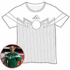 Small Picture Mexico Soccer Shirt Coloring Activity RAGGS
