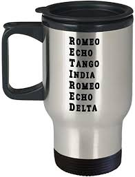 Adopted a new spelling alphabet, the joint army / navy phonetic alphabet. Amazon Com Funny Retired Military Travel Coffee Mug Us Army Usa Navy Marine Usaf Air Force Coast Guard Retirement Alphabet Mug Phonetic Armed Force Police Cup Kitchen Dining