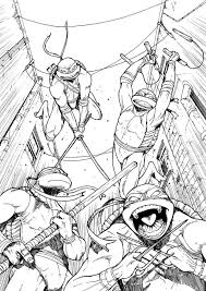 Small Picture Nick Ninja Turtle Coloring PagesNinjaPrintable Coloring Pages