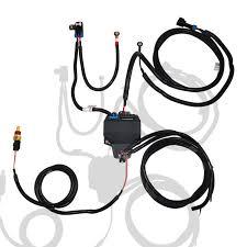 programmable single electric fan controller kit