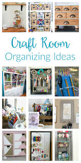 craft room organization and storage ideas you can diy on a budget from pegboards to repurposed items and easy ikea s