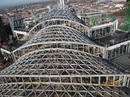 نتیجه تصویری برای سازه های فولادی