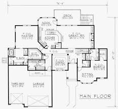 contemporary ranch house plans with best of contemporary ranch in law suite house plans home design
