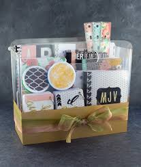 diy school supplies gift basket