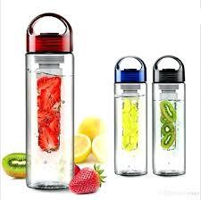 glass infuser water bottle fruit infuser water bottle fruit juice infusion infuser water bottles durable tumbler