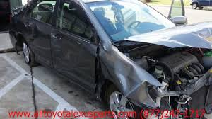 Parting Out 2005 Toyota Corolla - Stock - 3026PR - TLS Auto Recycling