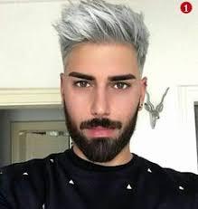 Couleur Cheveux Gris Homme Luxury Coiffures Accueil