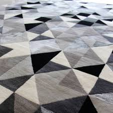 black and white diamond rug. geometric patterns have a lot of visual weight which instantly anchors your entire room design. with neutral tones, this classic decor item allows you to black and white diamond rug n