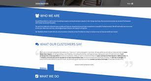 St Louis Web Design Dvorak Renovations Project