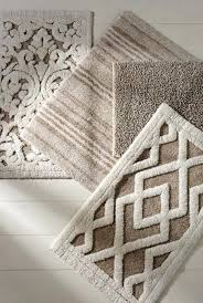 best of farmhouse bathroom rugs for selection of luxury bath rugs in a variety of
