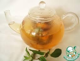 <b>Освежающий зеленый чай</b> с мятой и лимоном – кулинарный ...