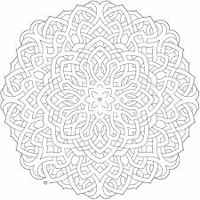 Small Picture 101 best Mandalas and Coloring Pages images on Pinterest