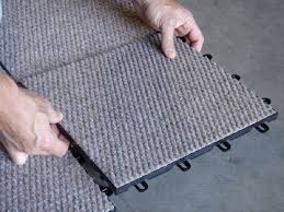 Soft Collection Seamless Carpet Tiles Interlocking Lowes L And