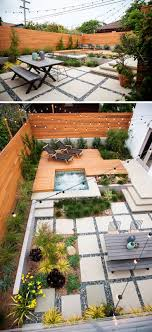 backyards design. Perfect Design Landscaping Design Ideas  11 Backyards Designed For Entertaining  The  Multiple Levels Of This Backyard Including The Socializing And Dining  To C