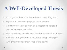 strong thesis statement for history paper thesis statements history and american studies