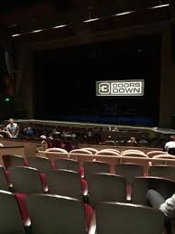 Gallo Theater Seating Chart Gallo Center For The Arts Picture Of Gallo Center For The