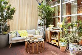 chic outdoor patio furniture photography by matt harrington for homegoods