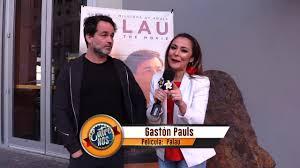Entrevista a Gaston Pauls Actor de la Pelicula