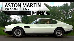aston martin v8. aston martin v8 coupé 1977 - full test drive in top gear engine sound | scc tv youtube aston martin (
